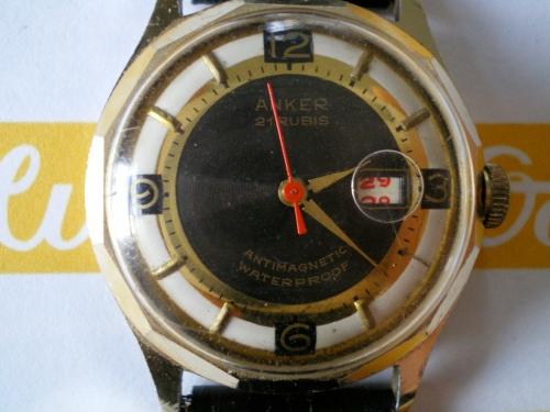 Anker Vintage Watch