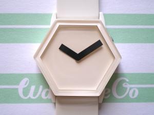 Japanese Hexagon watch