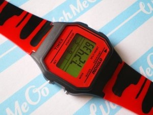 Timex80 zombie watch black