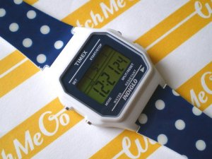 Timex 80 Polka Dot Watch