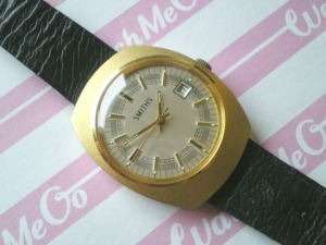 Smiths Vintage Watch