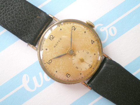 Royce Vintage Watch