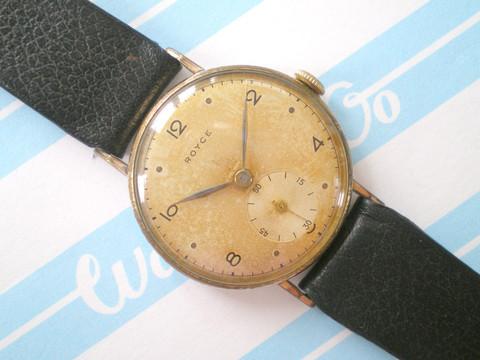 Royce Vintage Watch